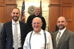 Joshua R. Flores Earns Unanimous Jury Verdict