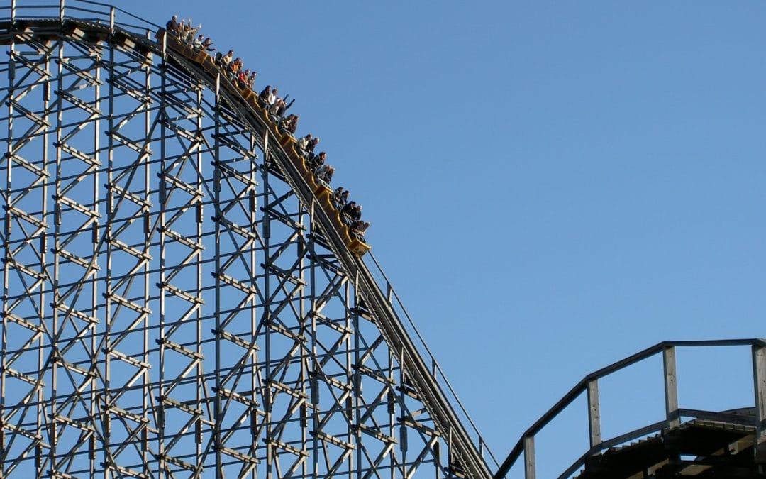 Hop On Board the EEO-1: The Hottest New Rollercoaster – Wild Ride Awaits