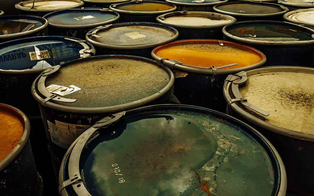 Illegal Hazardous Waste Storage Results in One Year Prison Term | Photo by sumners from Envato Elements